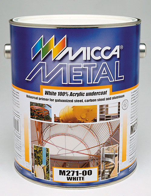Industrial paints and coatings | Micca Paint
